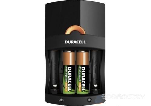 Зарядное устройство для батареек DURACELL CEF14+AA1300mAh