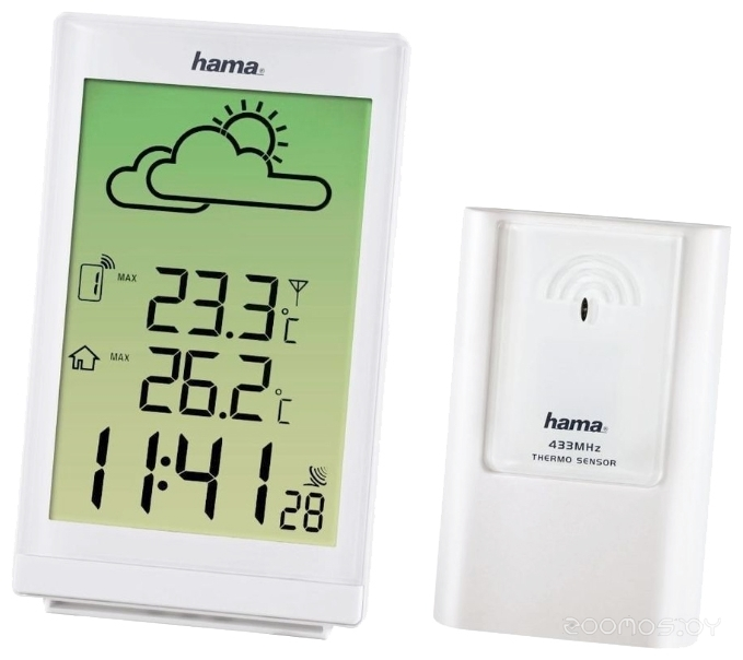 Метеостанция HAMA EWS-880