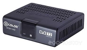 TV-тюнер D-COLOR DC911HD