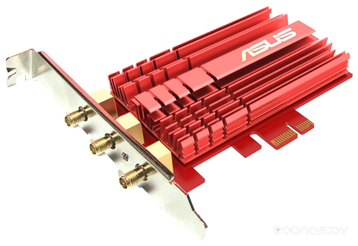 Беспроводной адаптер Asus PCE-AC68
