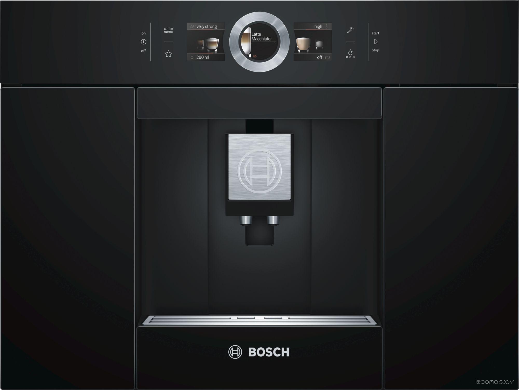 Кофемашина Bosch CTL636EB1