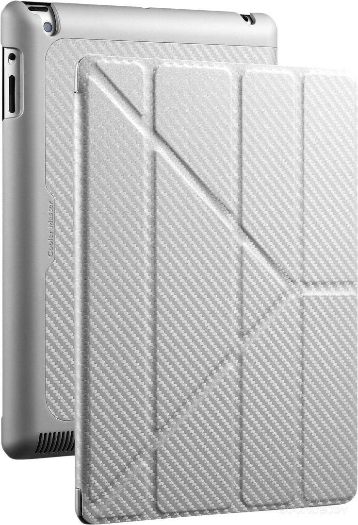 Чехол для планшета Cooler Master Yen Folio for iPad 2/3/4 Silver (C-IP4F-CTYF-SS)