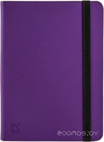 """Чехол для планшета Defender Booky uni 10.1"""" фиолетовый (26053)"""