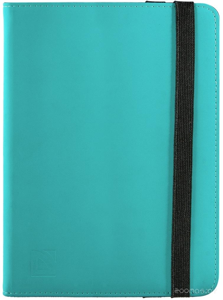 Чехол для планшета Defender Booky uni 10.1 бирюзовый