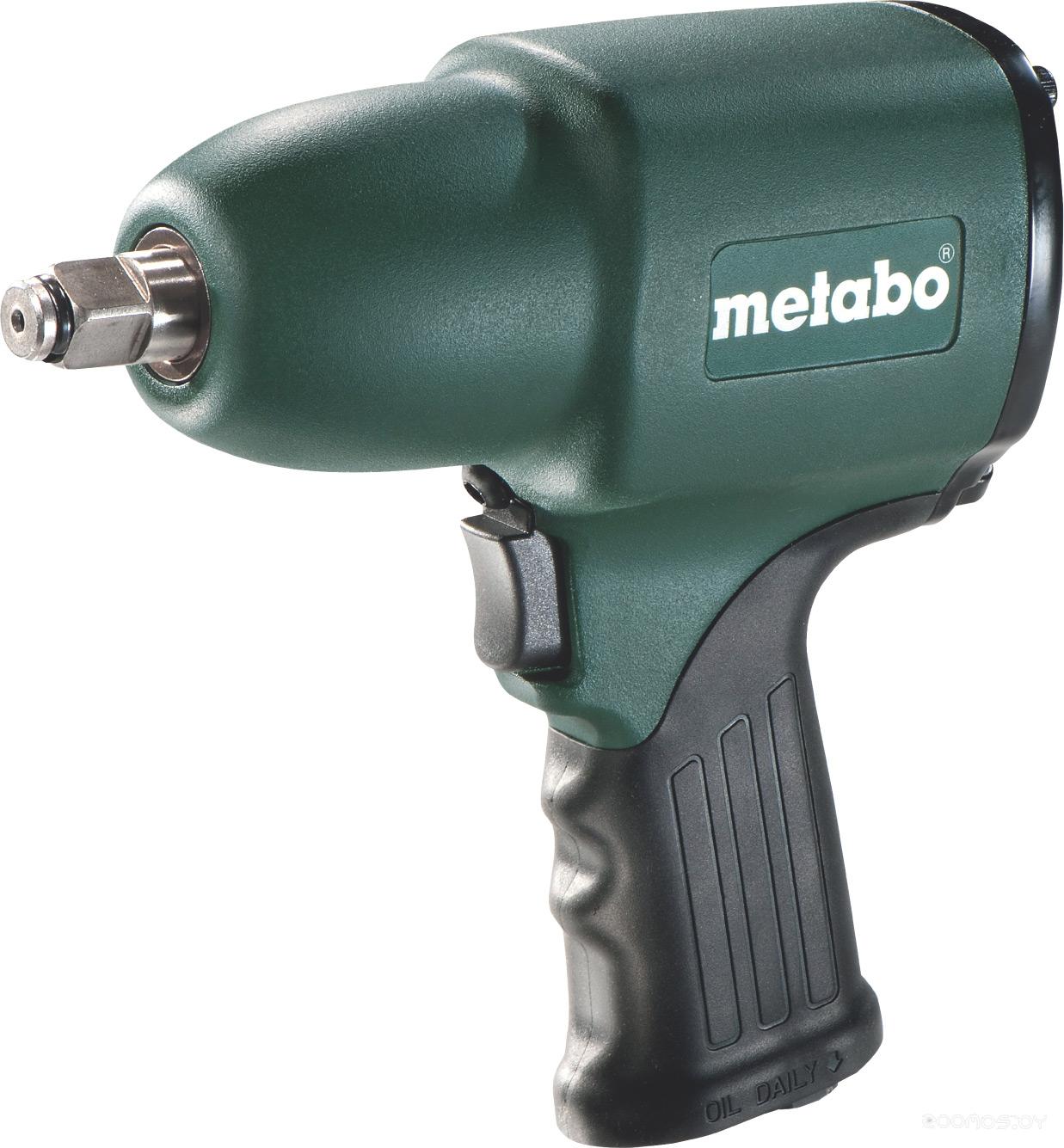Пневмогайковерт Metabo DSSW 360 Set