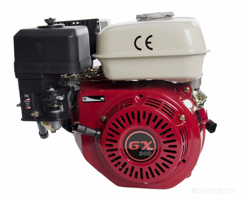 Двигатель Zigzag GX 210 (SR 170 FP)