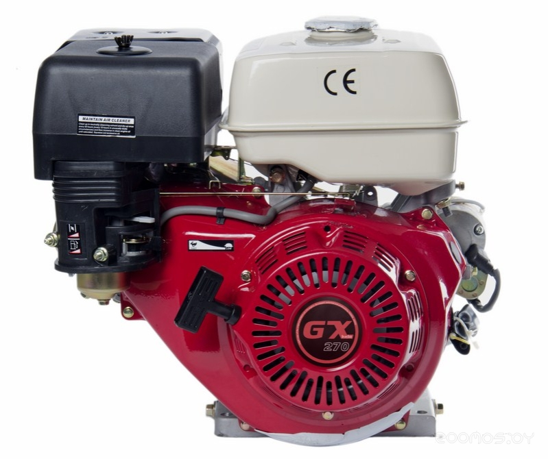 Двигатель Zigzag GX 270 (L2)