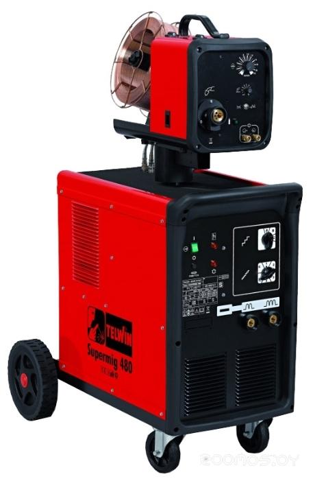 Сварочный аппарат Telwin SUPERMIG 480