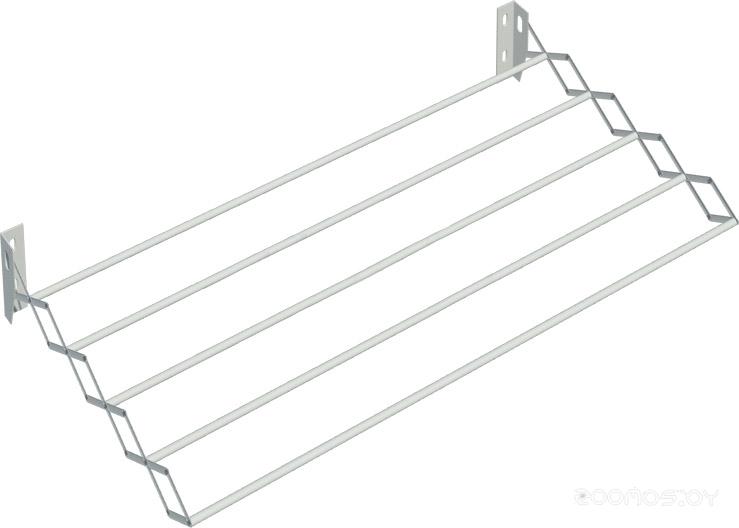 Сушилка для белья Лиана настенная раздвижная, 0,6 м (С-60)