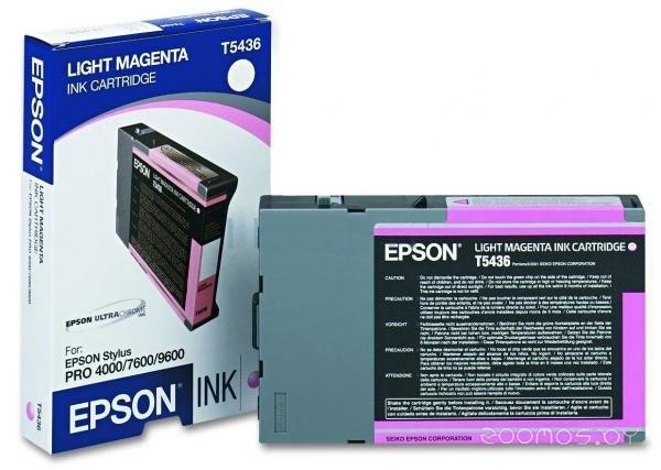 Картридж Epson T543600
