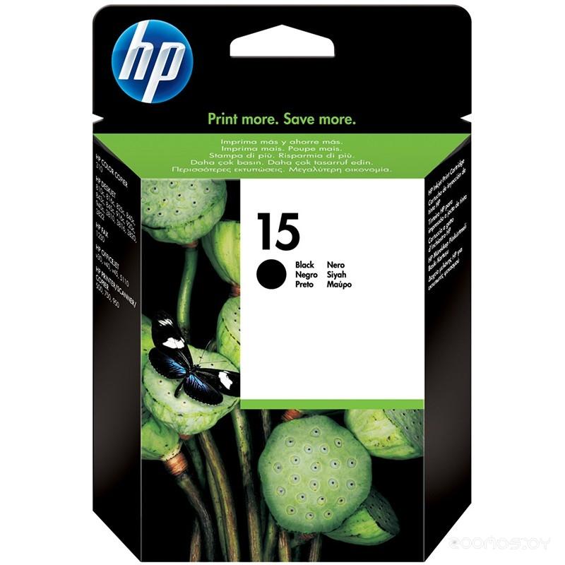Картридж HP 15