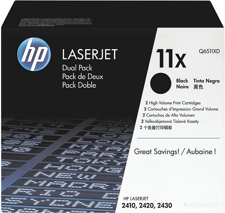Картридж HP LaserJet 11X