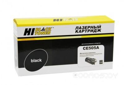 Совместимый с HP CE505A