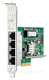 Сетевая карта HP Ethernet 1Gb 4-port 331T Adapter