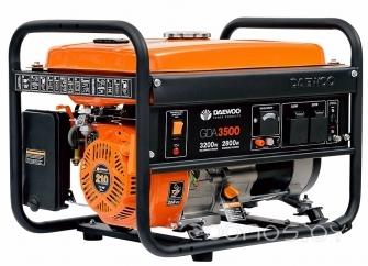 Генератор Daewoo Power GDA 3500