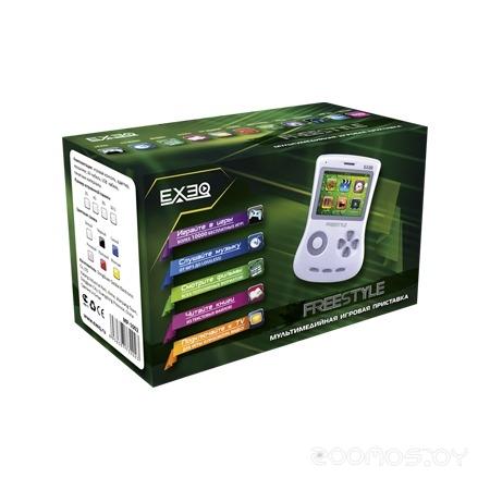 Игровая приставка EXEQ MP-1002 FX (White)