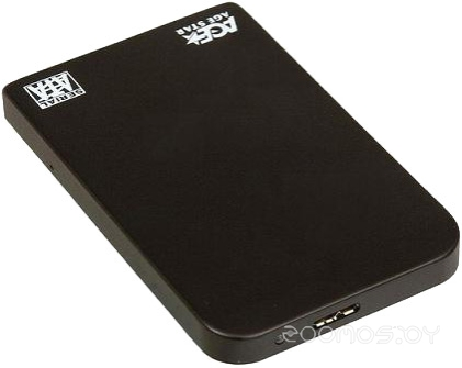 Бокс для жесткого диска Agestar 3UB2O1 Black