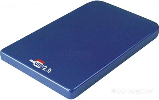 Бокс для жесткого диска Agestar SUB2O1 Blue