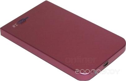 Бокс для жесткого диска Agestar SUB2O1 Red