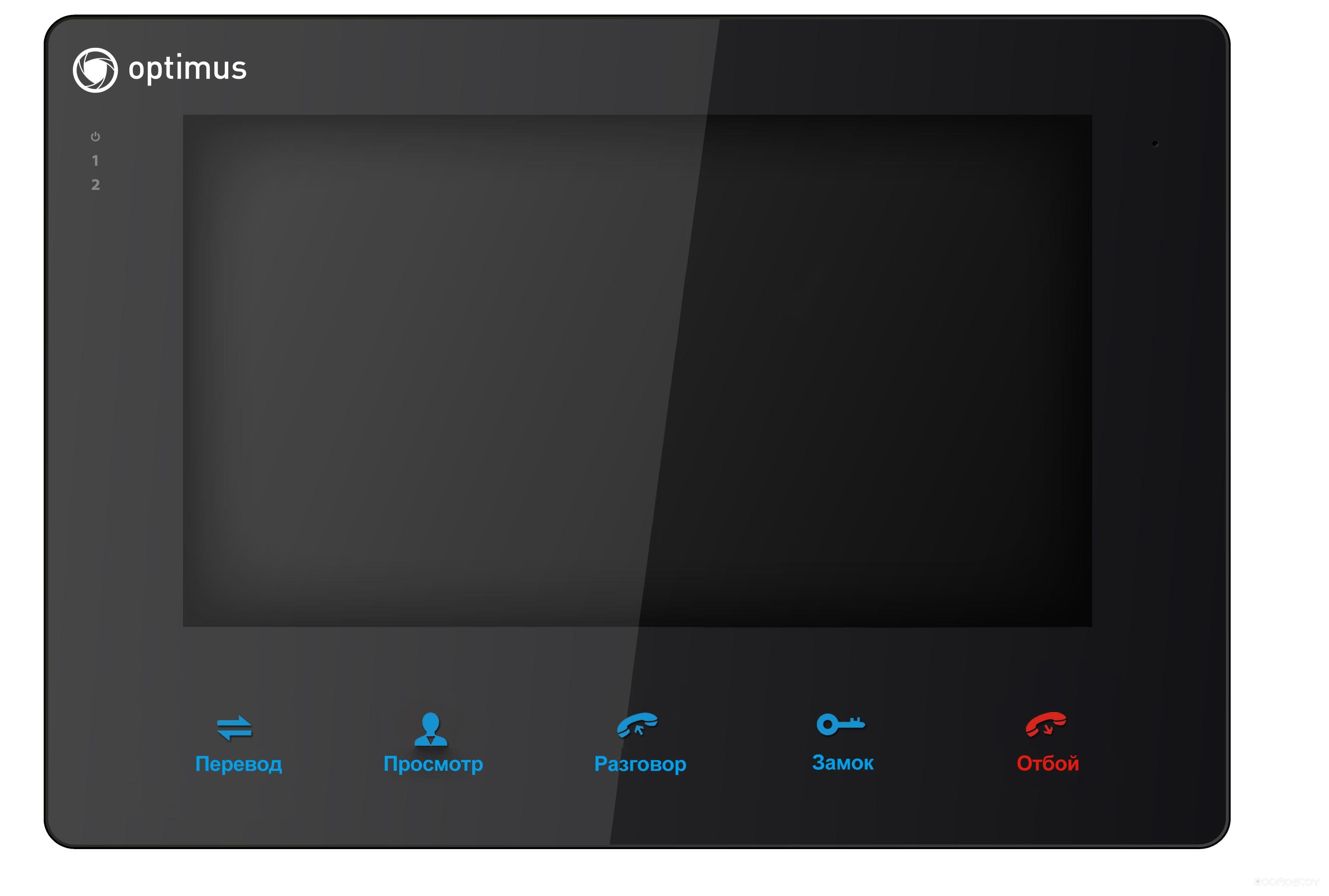 Видеодомофон Optimus VM-7S