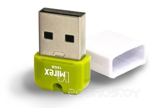 USB Flash Mirex ARTON (Green) (16GB)