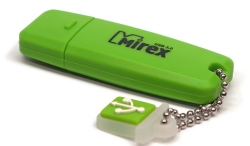 Mirex CHROMATIC USB 3.0 64GB (Green)