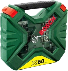 Bosch X-Line Classic 2607010611 60 предметов