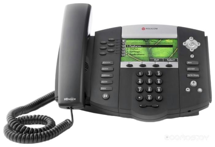 VoIP-телефон Polycom SoundPoint IP 670
