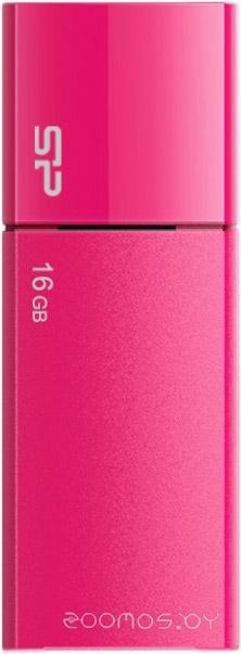 USB Flash Silicon Power Ultima U05 16GB (Pink)