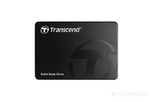 "Жесткий диск Transcend 2.5"" SATA III (Premium) (SSD370K) 256GB"