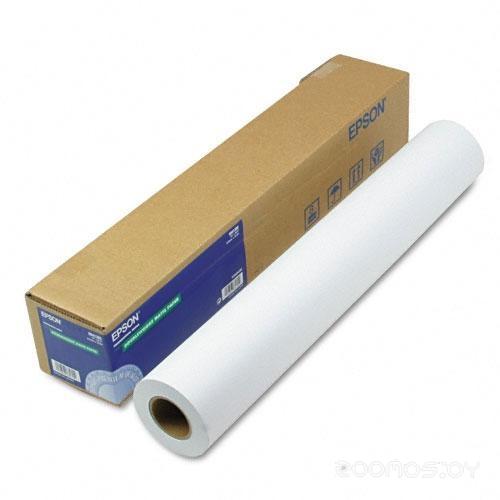 Фотобумага Epson Premium Glossy Photo Paper 1118 мм х 30.5 м (C13S041640)