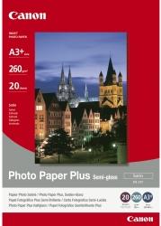 Canon Photo Paper Plus Semigloss SG-201 A4 260 гм2 20 л (1686B021)