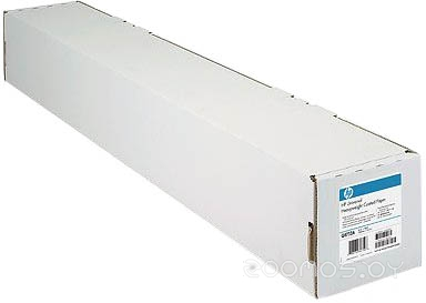 Фотобумага HP Bright White Inkjet Paper 914 мм x 45.7 м