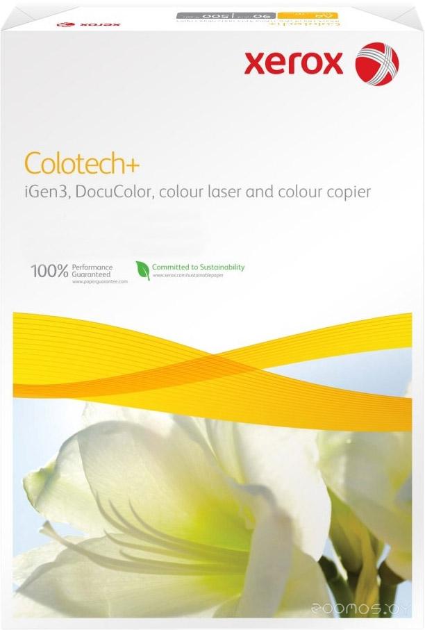 Офисная бумага XEROX Colotech Plus Gloss A3 (120 г/м2) (003R90337)