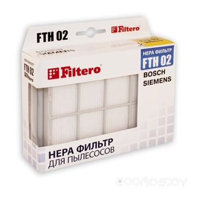 Фильтр для пылесоса Filtero FTH 02