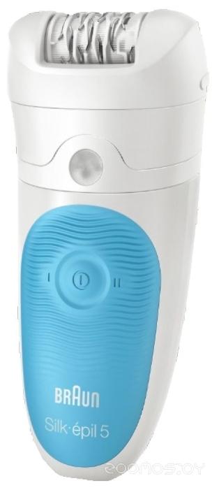 Эпилятор Braun 5-511 Silk-epil 5 Wet & Dry