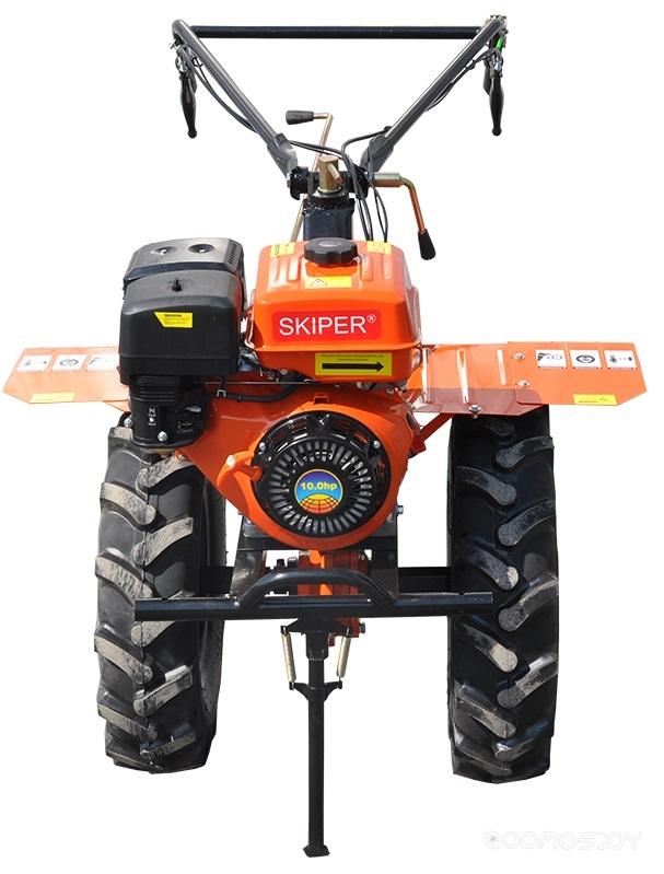 Бензиновый культиватор Skiper SK-1000 5.00х12