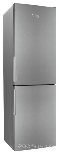 Холодильник с нижней морозильной камерой Hotpoint-Ariston HF 4181 X