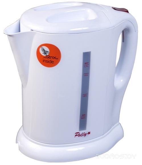 Электрический чайник Polly N c сигналом (White)