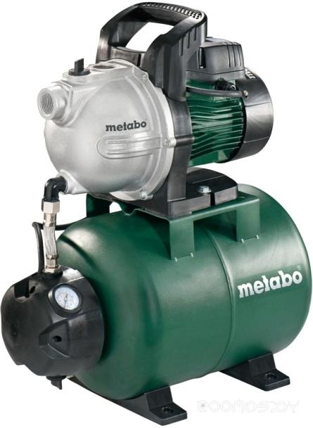 Станция водоснабжения Metabo HWW 4000/25 G (600971000)