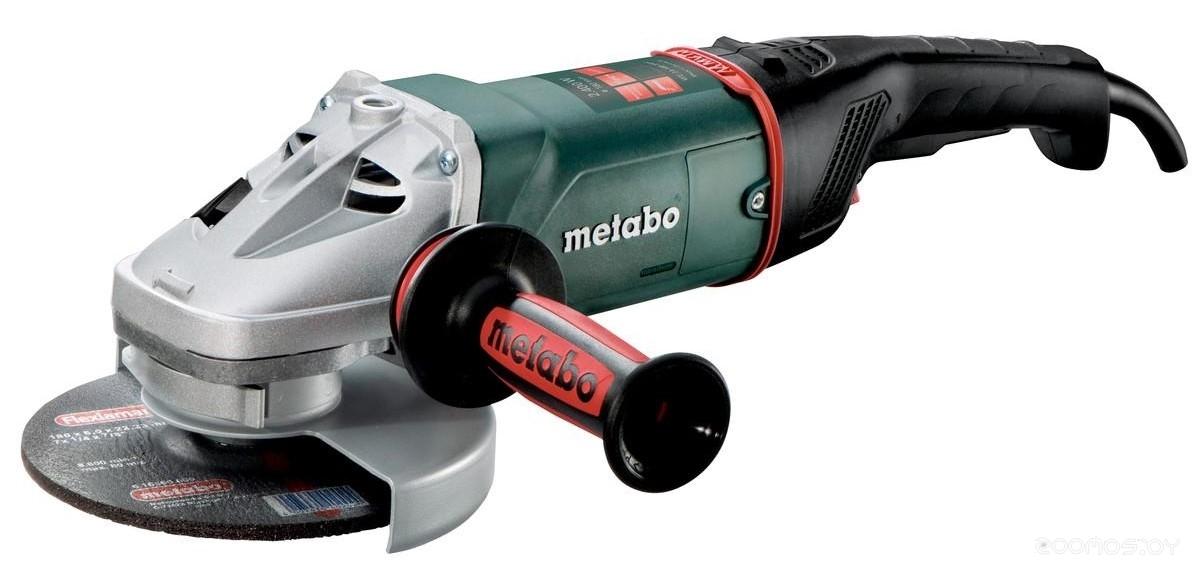 Угловая шлифмашина Metabo W 26-230 MVT