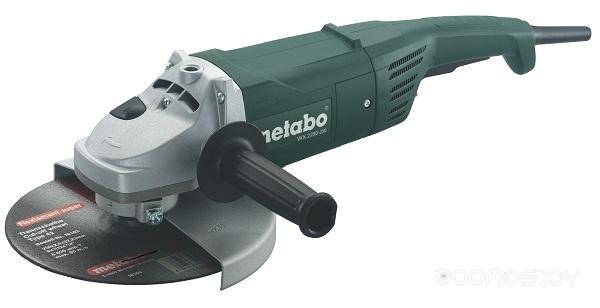 Угловая шлифмашина Metabo W 2200-230