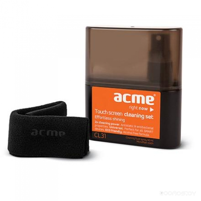Комплект Acme CL31 Touch screen cleaning set (872130)