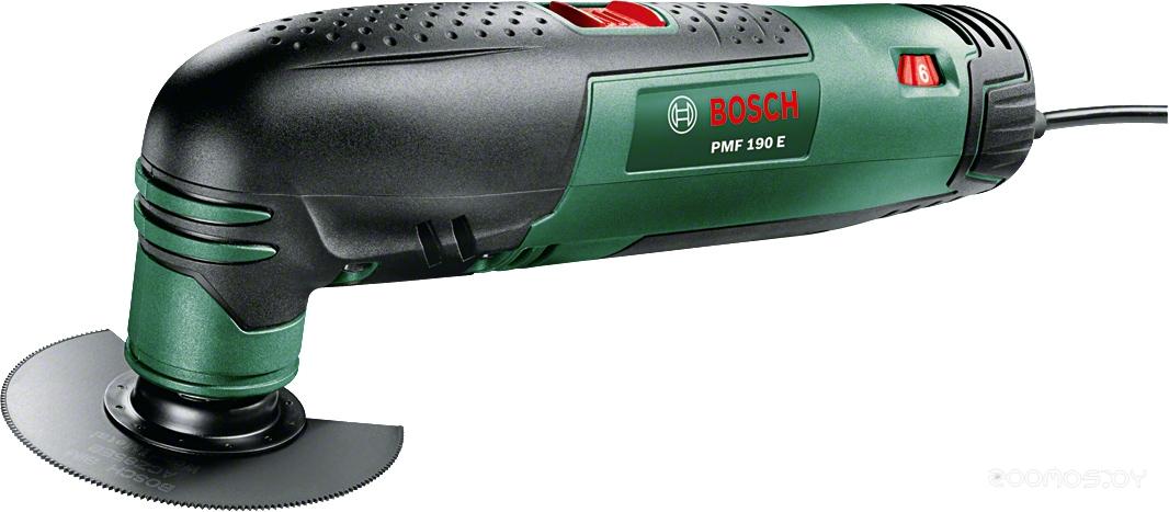 Шлифовальная машина Bosch PMF 190 E Set