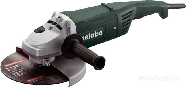 Угловая шлифмашина Metabo W 2000