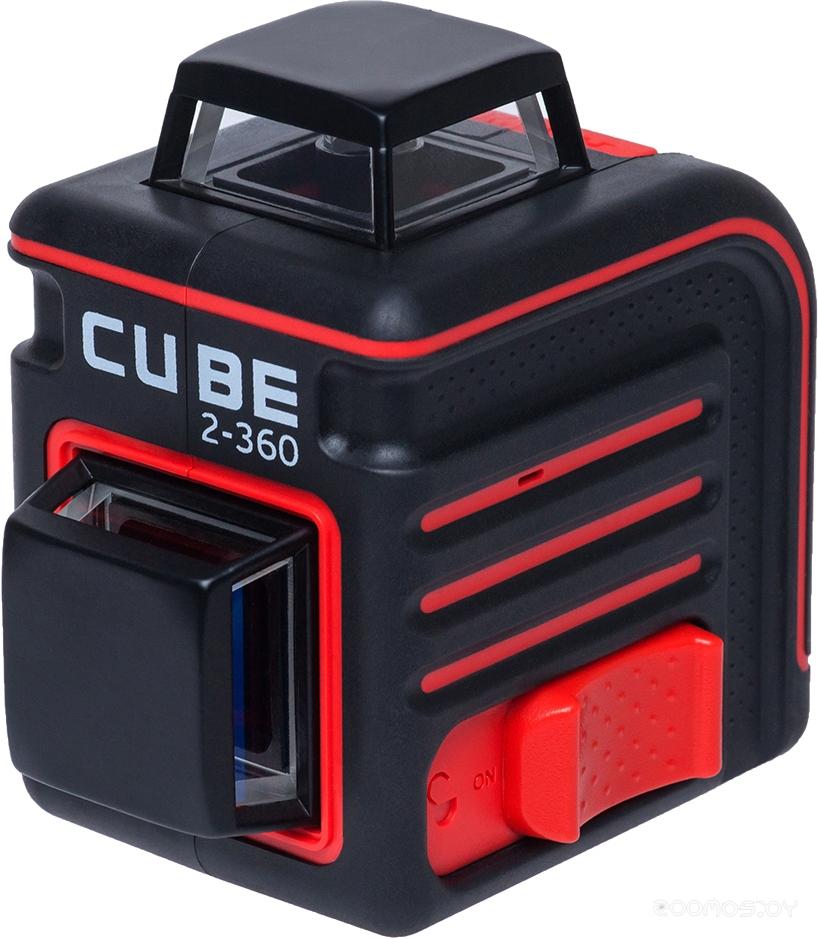Лазерный нивелир ADA Instruments CUBE 2-360 BASIC EDITION