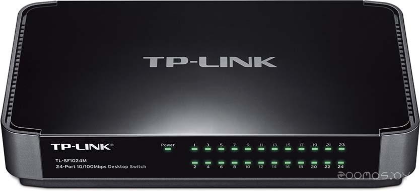 Коммутатор TP-Link TL-SF1024M