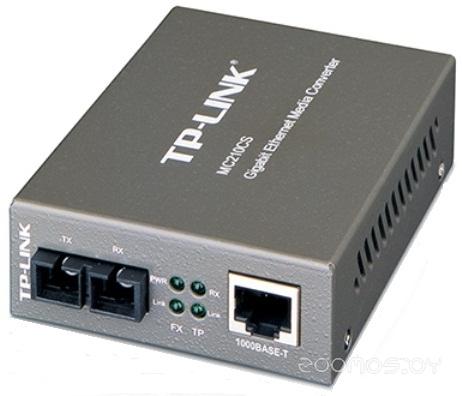 Коммутатор TP-Link MC210CS