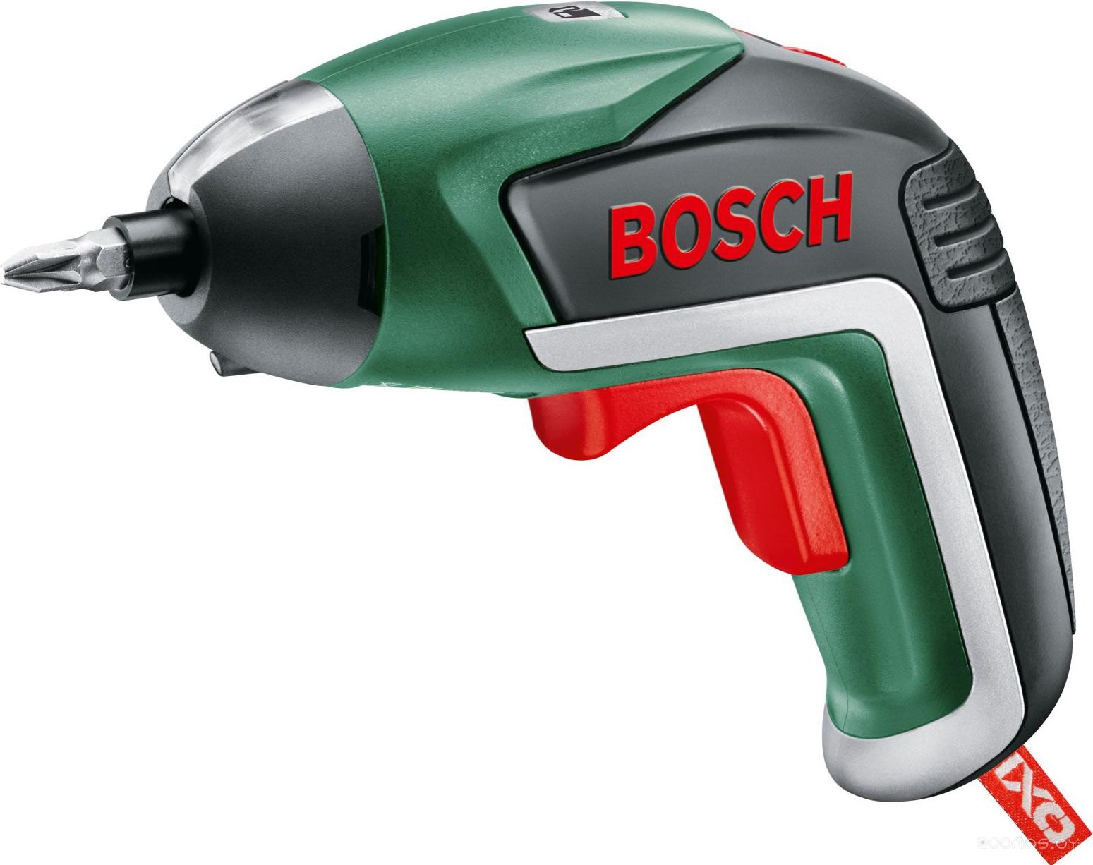 Шуруповерт Bosch IXO V BASIC