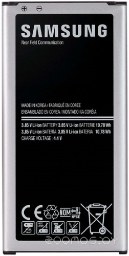 Аккумулятор для телефона Samsung SM-G900H Galaxy S5 2800mah